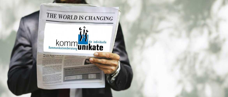 Internet & Newsletter - Kommunikation im virtuellen Raum